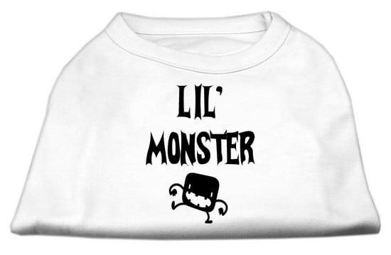 Lil Monster Screen Print Shirts Pink Xxl 18