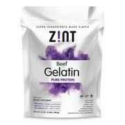Zint Anti-Aging Gelatin Protein Thickening Powder, 2.0 Lb