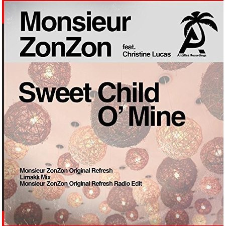 Sweet Child O' Mine (CD)