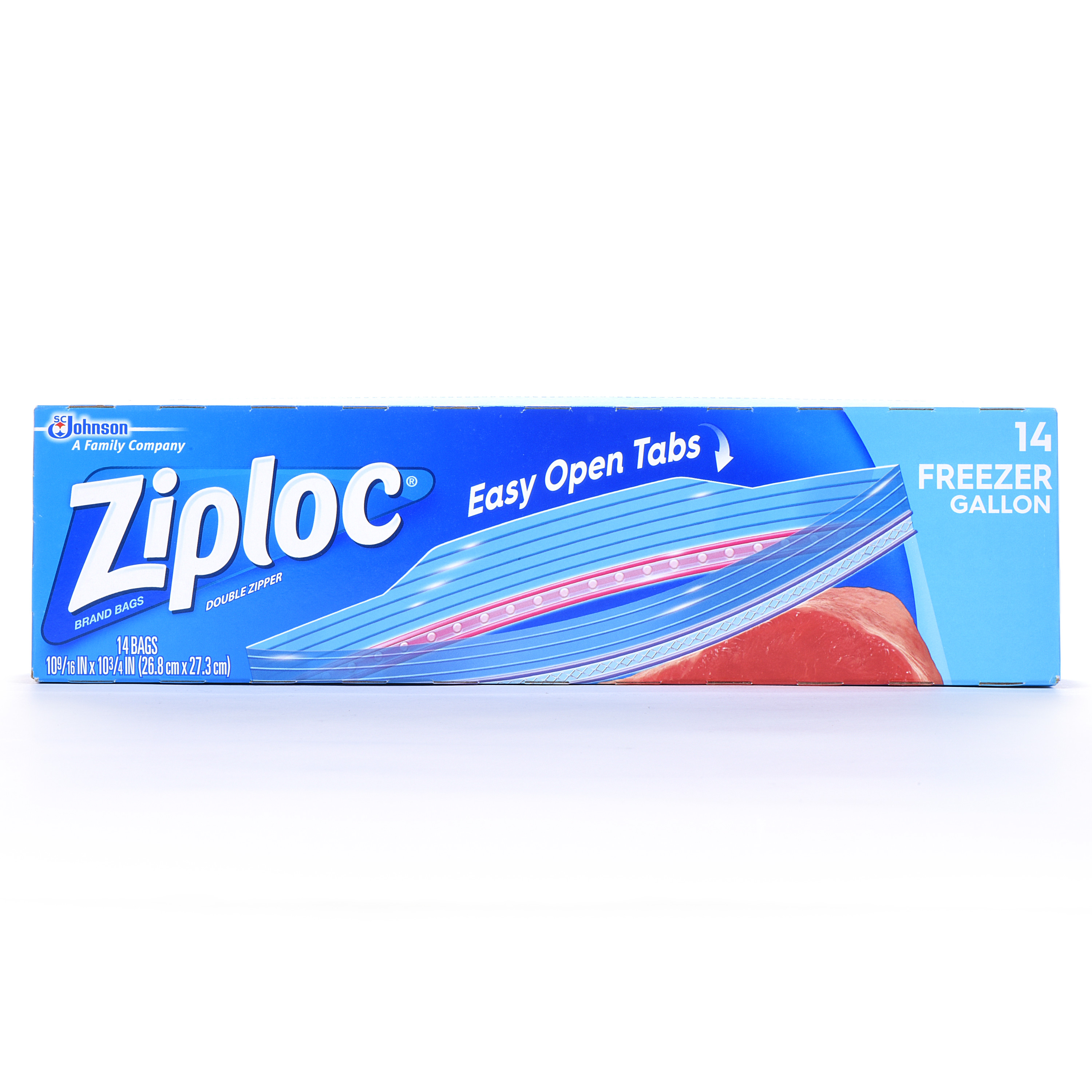 Ziploc Freezer Bags Gallon 14 count