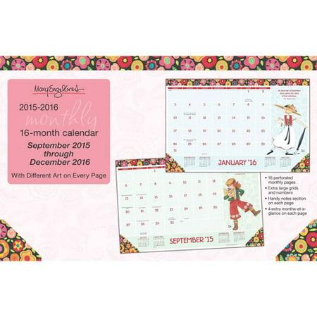 Mary Engelbreit 2016 Calendar