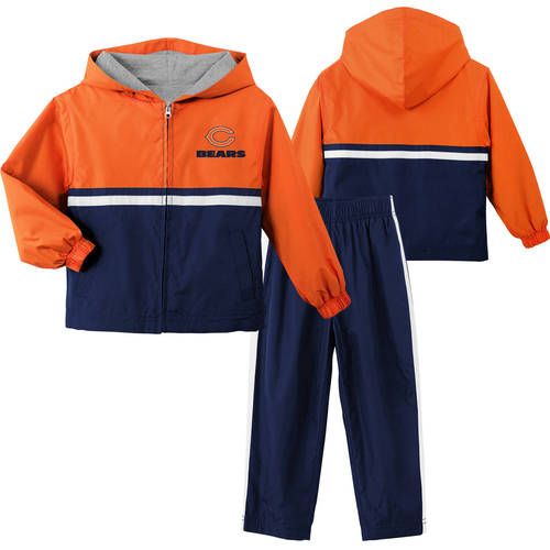 NFL Chicago Bears Toddler Windsuit