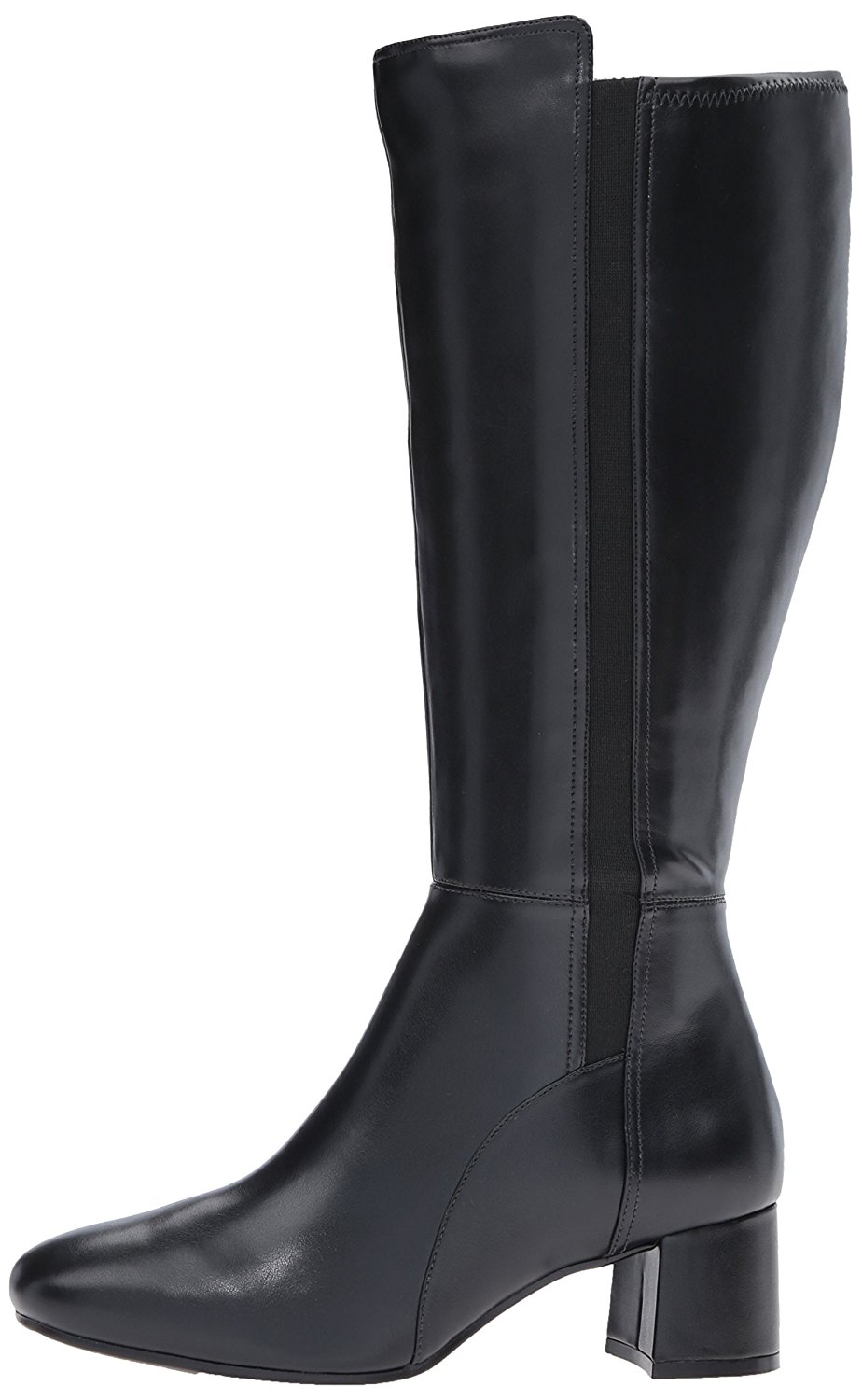 Naturalizer Womens NAPLES Closed Toe Mid-Calf Riding Boots by Naturalizer