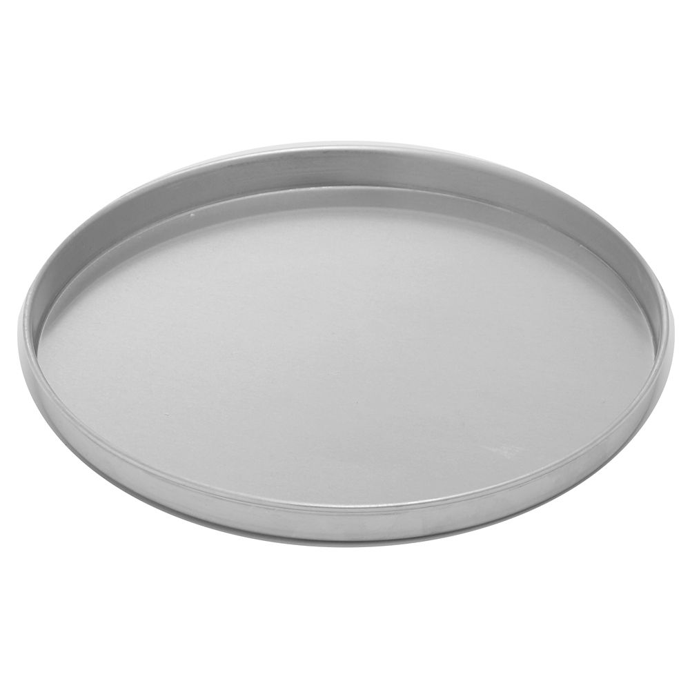 "American Metalcraft A4006 Straight-Sided Aluminum 6"" Pizza Pan by American Metalcraft"