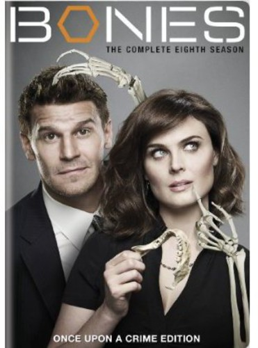 Bones: The Complete Eighth Season (DVD) by FOX HOME ENTERTAINMENT