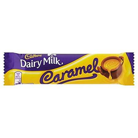 Cadbury Halloween Cake Bars (Cadbury Bar x 6 (Dairy Milk Caramel)