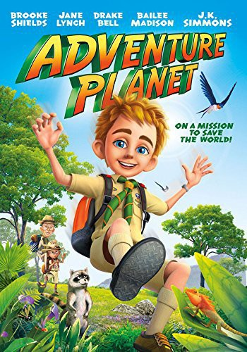 Adventure Planet by