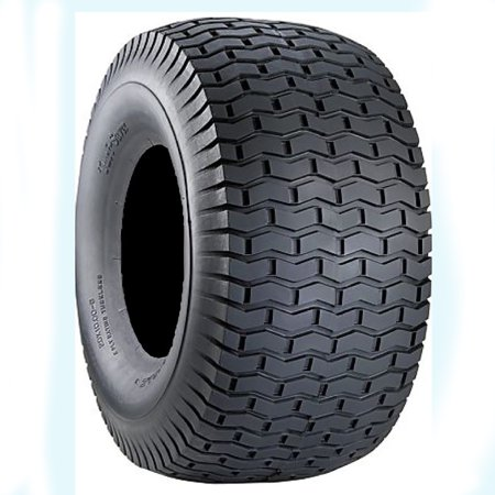 (1) Replacement Carlisle Turf Saver II 15x6-6A Lawn and Garden Tire (Tire Only)