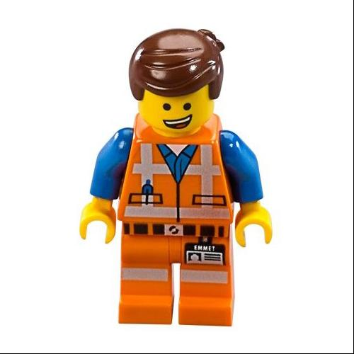 No Accessories Loose The LEGO Movie Emmet Minifigure