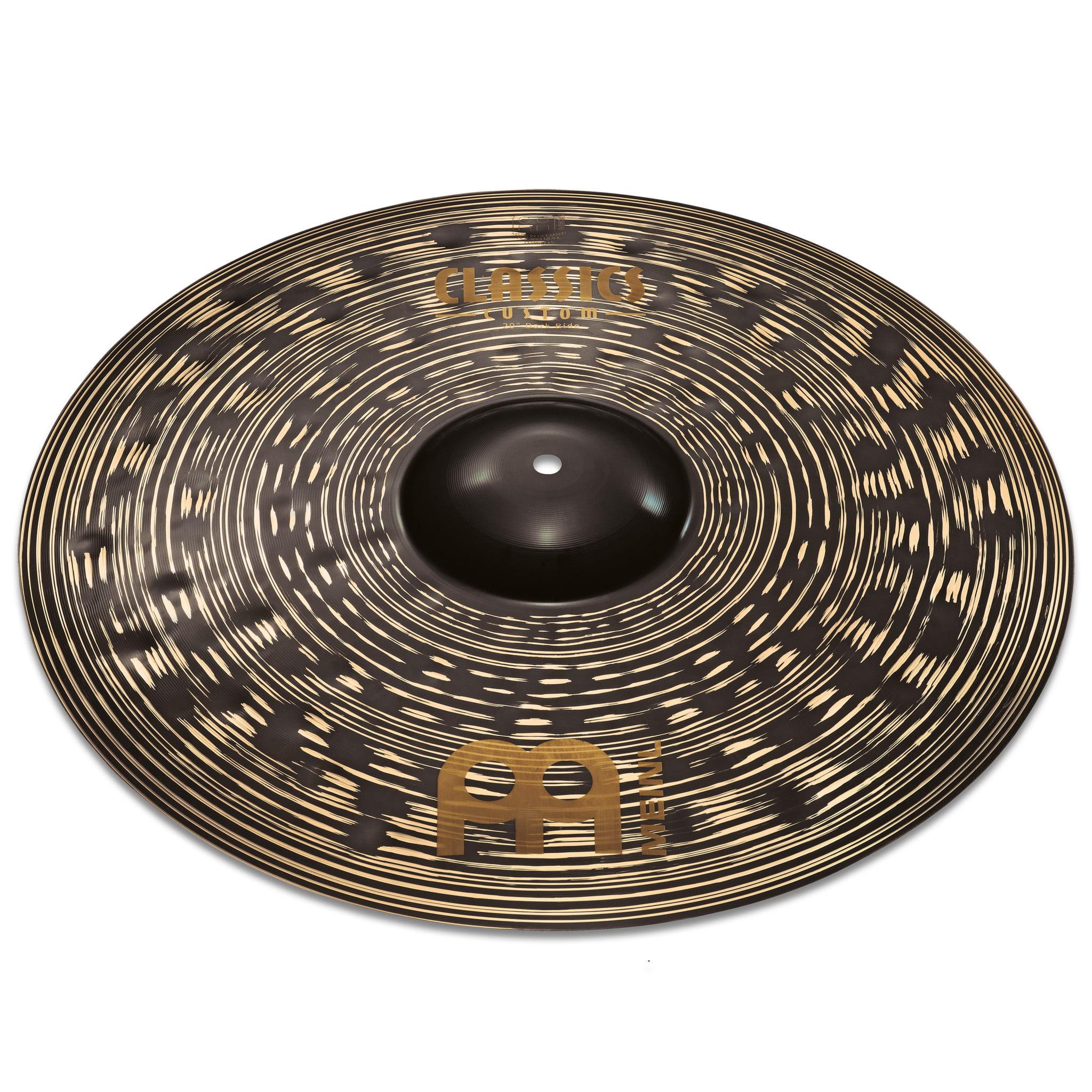 Meinl 20 Inch Dark Ride Cymbal Classics Custom by Meinl