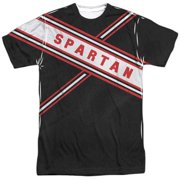 Saturday Night Live SNL Spartan Costume (Front Back Print) Mens Shirt