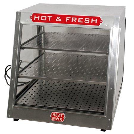 Heatmax Countertop Warmer Water Tray Slanted Display