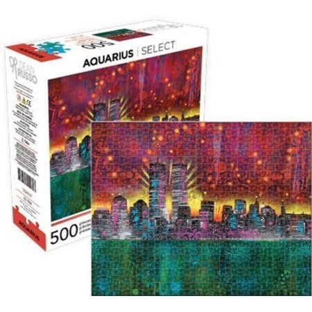 DR- Twin Towers AS 500pc Puzzle