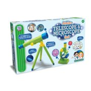 Small World - Junior Telescope and Microscope Set