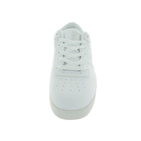 Fila 1VF80064101 : Men's Vulc 13 Low White Sneakers (9.5 D(M) US)
