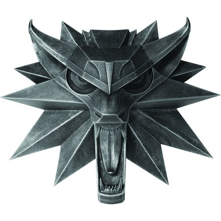 Dark Horse Deluxe The Witcher 3 Wild Hunt - Wolf Wall Sculpture
