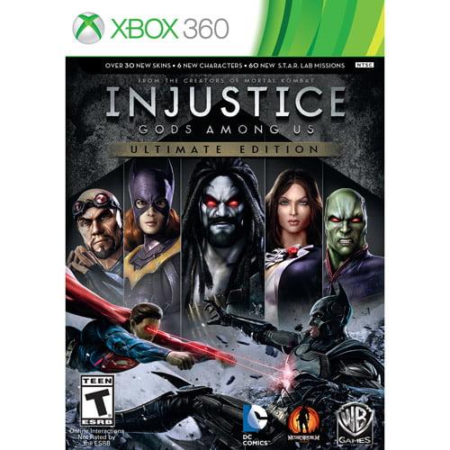 Injustice: Gods Among Us - Ultimate Edition (Xbox 360)