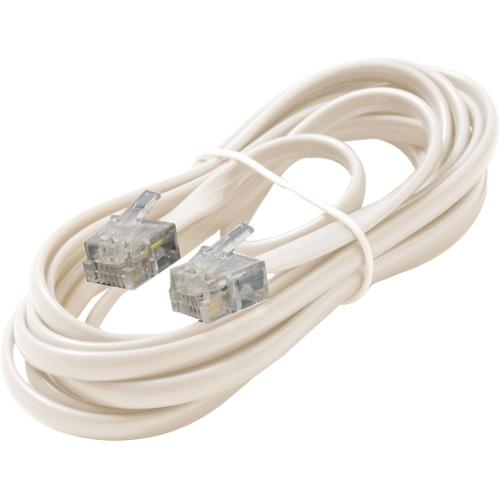 Steren Modular Flat Telephone Cable