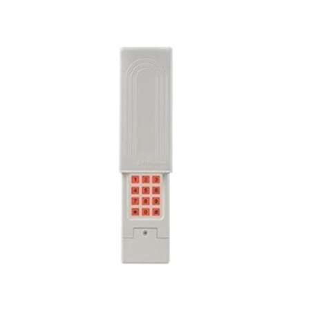 Entry System Programmable Personal Identification Code Weather Resistant (Programmable Telephone Entry System)