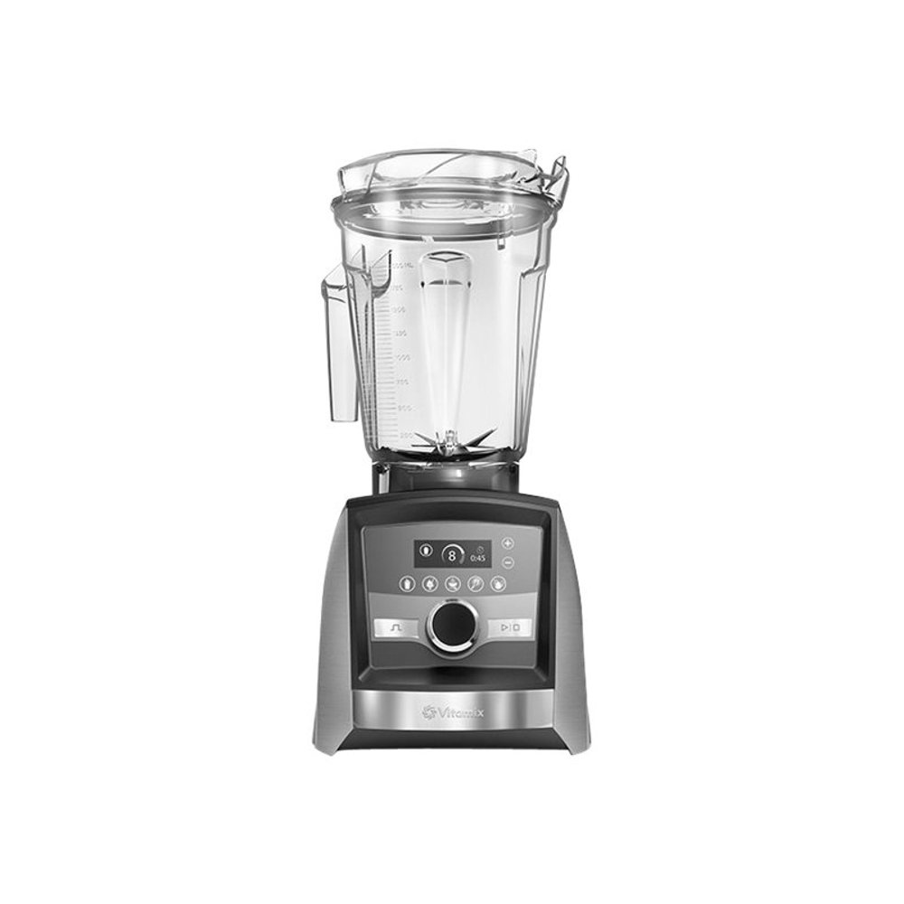 Vitamix Ascent Series A3500 - Blender - 2 qt - brushed stainless steel