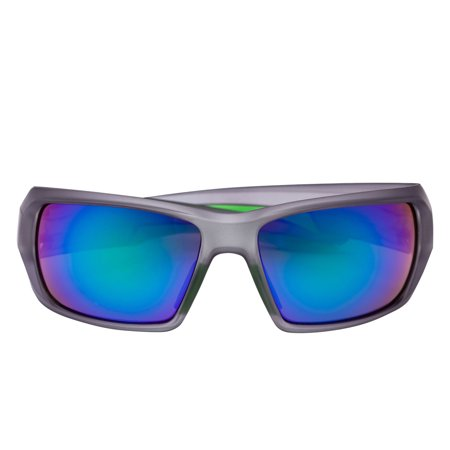G15 Lens Sunglasses - Scin Moose Sunglasses (GREY RB / G15 LENS GREEN REVO FM)