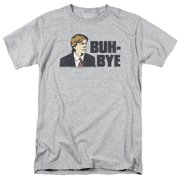 Snl/Buh Bye S/S Adult 18/1   Athletic Heather     Snl169