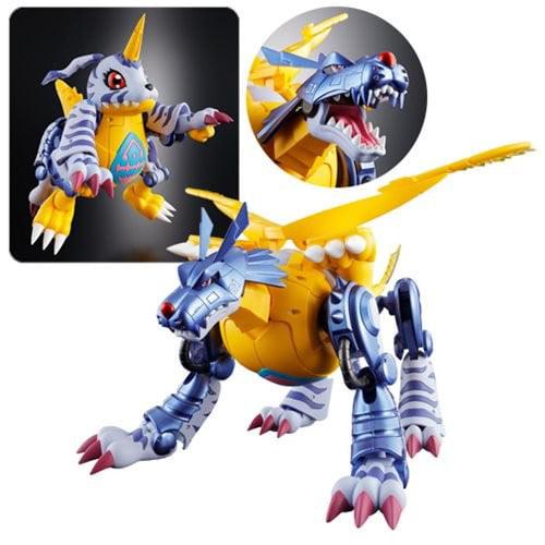 Digimon Adventure 02 Metal Garurumon Action Figure (Number of Pieces per case: 2) by