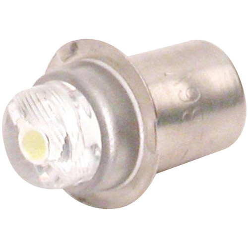 Dorcy 40-Lumen 4.5V/6V LED Replacement Bulb