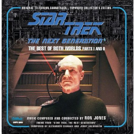 Star Trek: The Next Generation - The Best Of Both Worlds I and