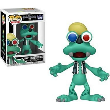 Funko POP - Kingdom Hearts - Goofy Monsters Inc - Vinyl Collectible Figure