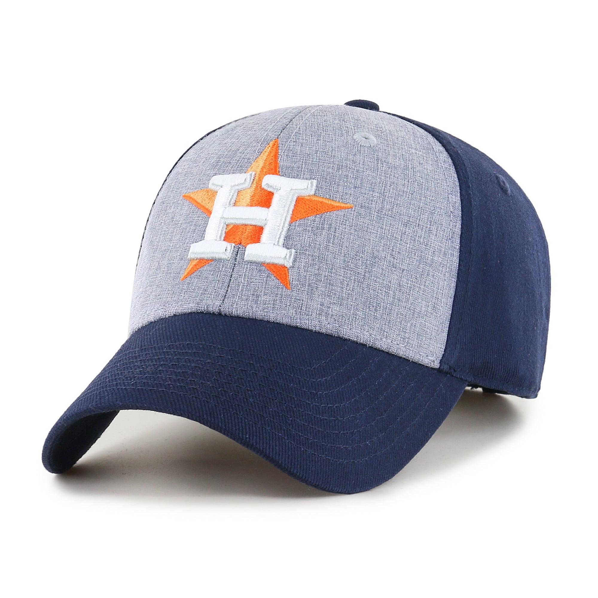 Fan Favorite MLB Essential Adjustable Hat, Houston Astros