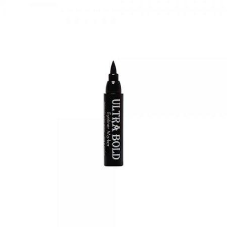Palladio Ultra Bold Eyeliner Marker, Carbon (Eyeliner Carbon)