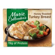 Marie Callenders Frozen Dinner Honey Roasted Turkey Breast 13 Ounce