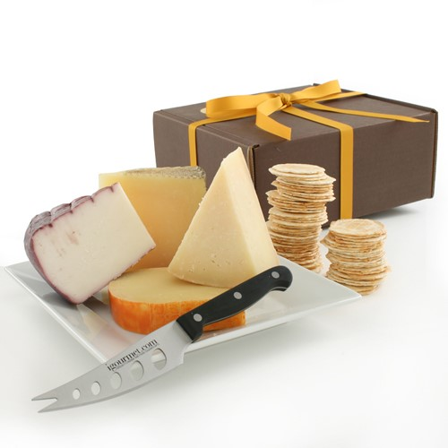Spanish Cheese Assortment in Gift Box