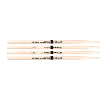 2 PACK Promark SD330W American Maple Todd Sucherman Autograph Series Wood Tip, SD330W-2