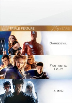 Daredevil   Fantastic Four   X-Men (DVD) by TWENTIETH CENTURY FOX