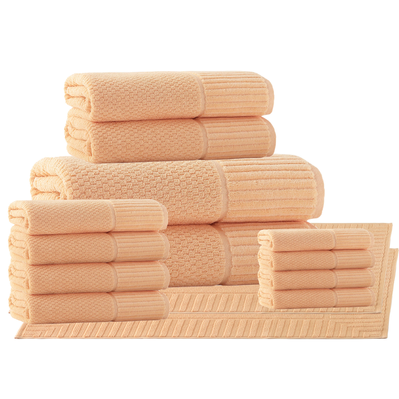 Timaru Towel Set (Set Of 16)