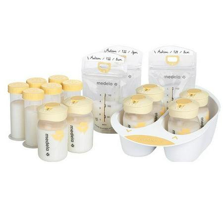 Medela Breast Milk Storage Solution Walmart Com