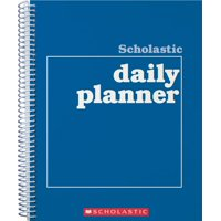 Scholastic Daily Planner (Paperback)