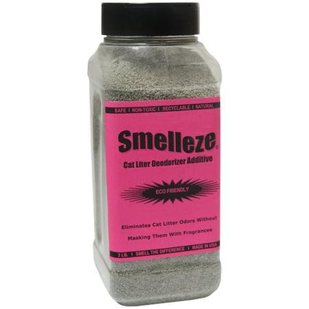 Smelleze Natural Cat Litter Smell Remover Deodorizer