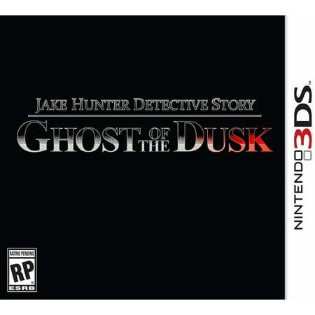 Jake Hunter Detective Story: Ghost of the Dusk, Aksys Games , Nintendo 3DS, 853736006521](Jake Games)