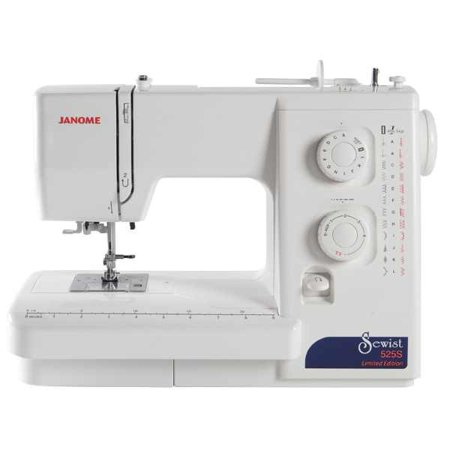 Janome 40s Sewing Machine With Bonus Kit Walmart Simple Janome 525s Sewing Machine Review