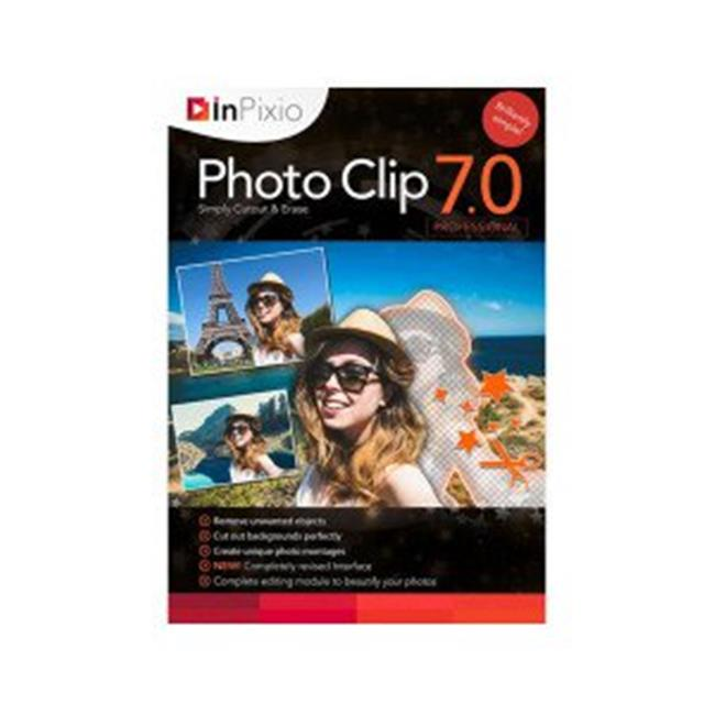 Inpixio Photo Clip 7.0 Pro (Email Delivery)