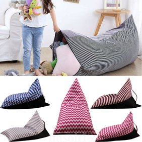 Astounding Creative Qt Stuffed Animal Storage Bean Bag Chair Extra Large Stuff N Sit Organization For Kids Toy Storage Available In A Variety Of Sizes And Ibusinesslaw Wood Chair Design Ideas Ibusinesslaworg