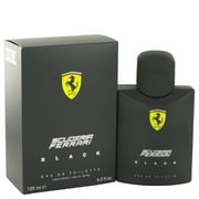 Ferrari Ferrari Scuderia Black Eau De Toilette Spray for Men 4.2 oz