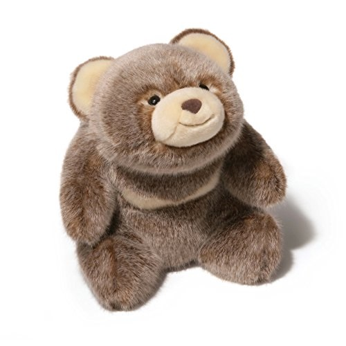 "GUND 12"" Snuffles Salted Caramel Bear, Limited Edition"