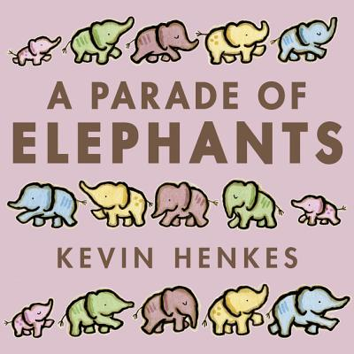 A Parade of Elephants (Hardcover)