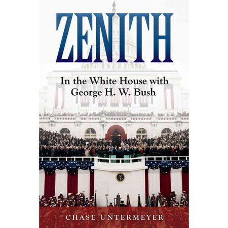 Zenith   In The White House With George H  W  Bush