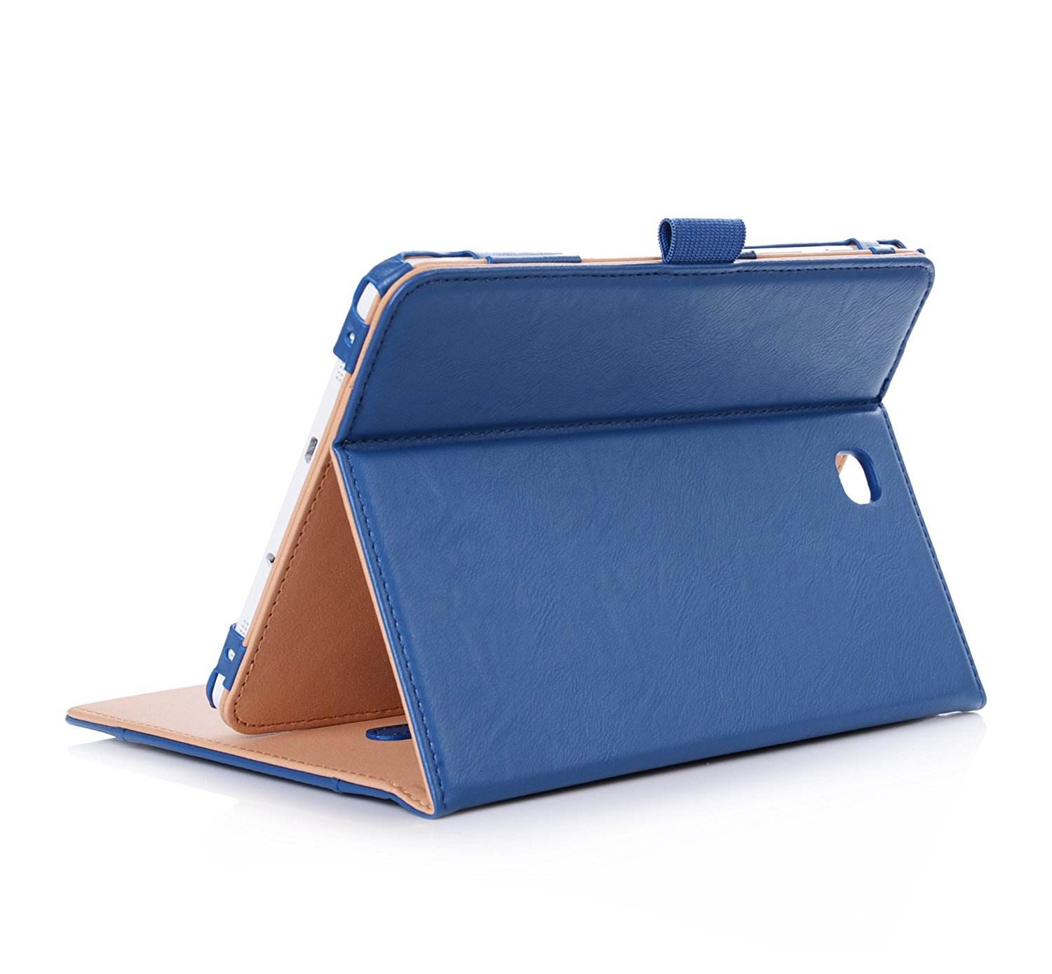 Samsung Galaxy Tab S2 8.0 Case - Leather Stand Folio Cove...