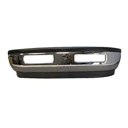 - Bundle 94-01 Dodge Ram 1500 / 94-02 Ram 2500 3500 Pickup Front Bumper Chrome Face Bar Upper Lower Air Dam 4 pcs